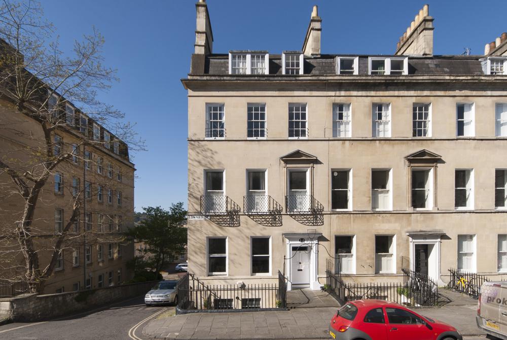 'Buyers' Recommendation' (2015) Miles and Karen- Edward Street, Bath