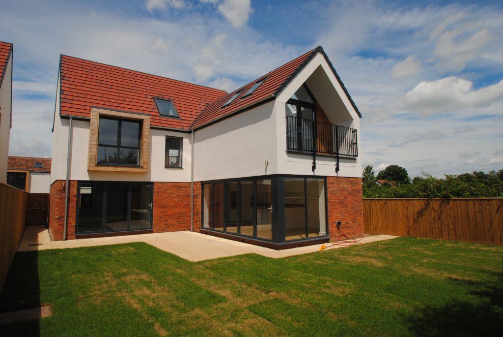 Plot 5 New Homes, Woodford Green, Woodford, Nr. Berkeley, Thornbury. GL13 9JN