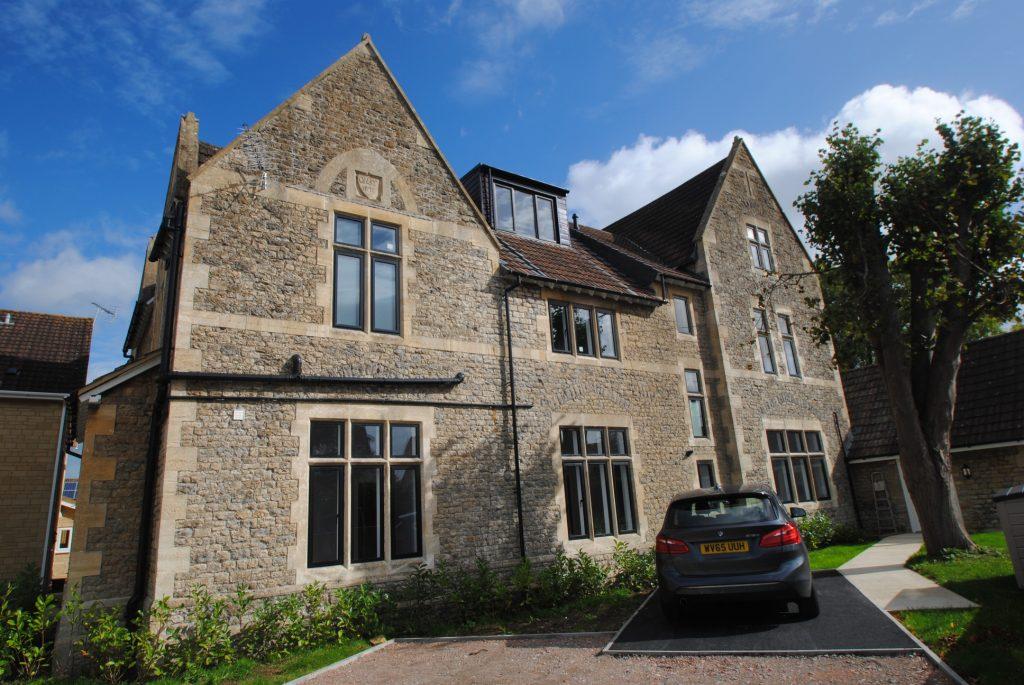 Apartment 1, Greenacre House, Cleveland Gardens, Trowbridge. Wiltshire