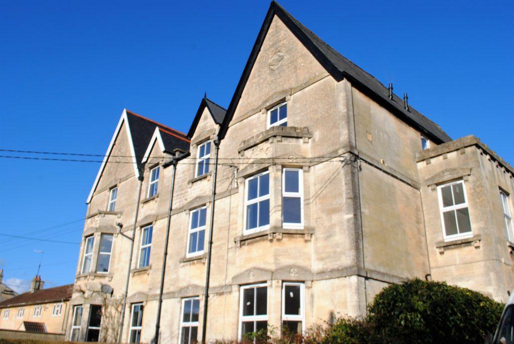 Apartments 1 to 6, 95 Trowbridge Road, Bradford on Avon. Wilts. BA15 1EG