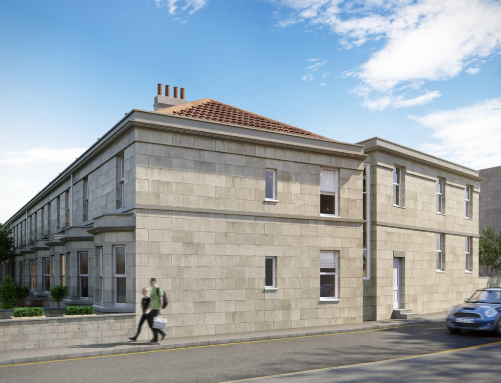 Apartments 2 to 5, 64 Lower Bristol Road, Bath. BA2 3BE