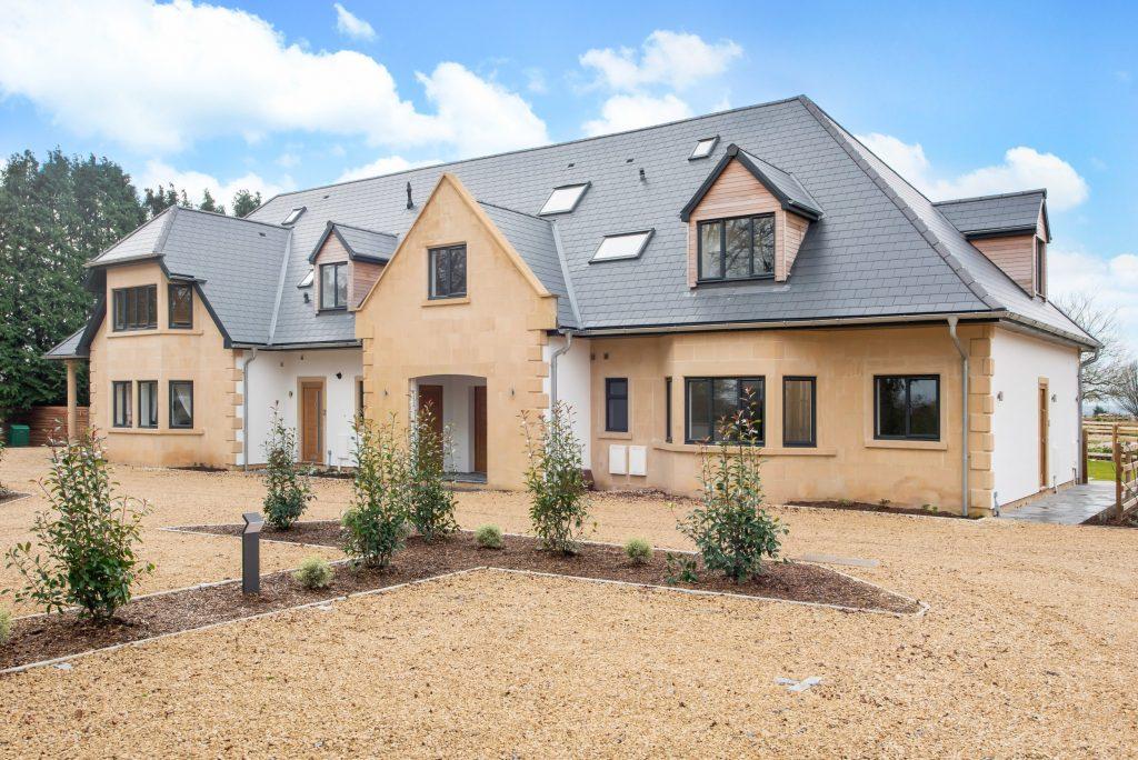 Apartments 5 to 8, Lansdown Court, Lansdown, Bath. BA1 9BJ
