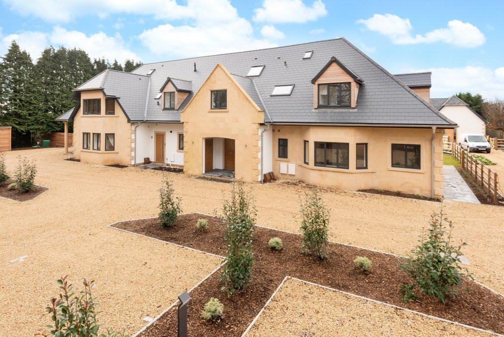 Apartments 1 to 4, Lansdown Court, Lansdown, Bath. BA1 9BJ