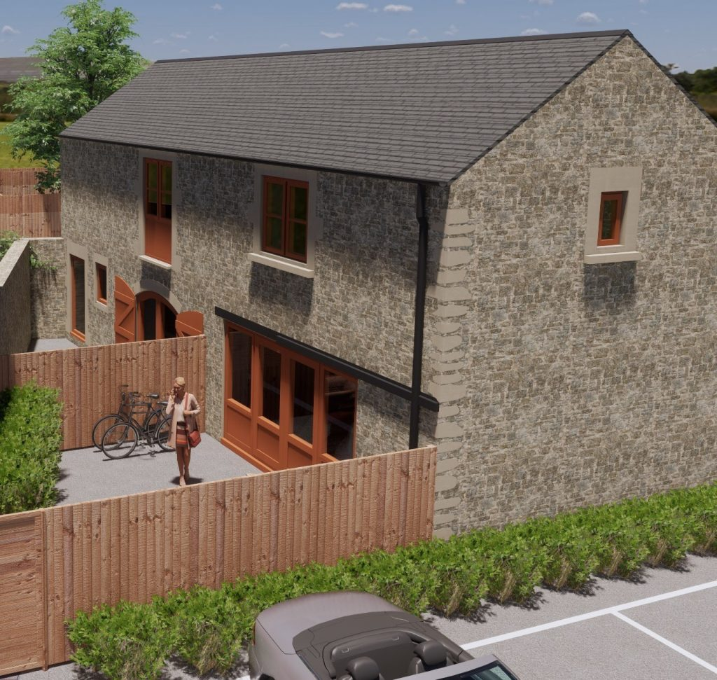 Plot 2, The Old Skittle Alley, High Street, Faulkland, Nr. Bath. BA3 5UX