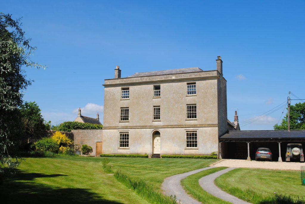 Home Farm House, Upper North Wraxall, Nr. Bath. SN14 7AG
