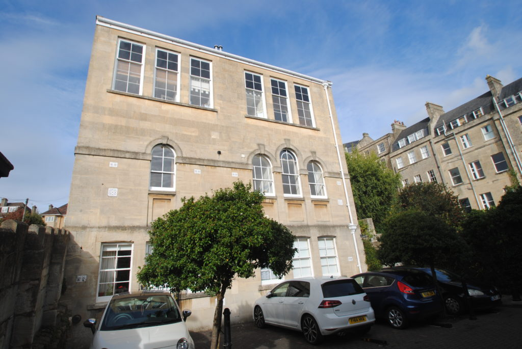 The Old School House, Harley Street, Bath. BA1 2SF
