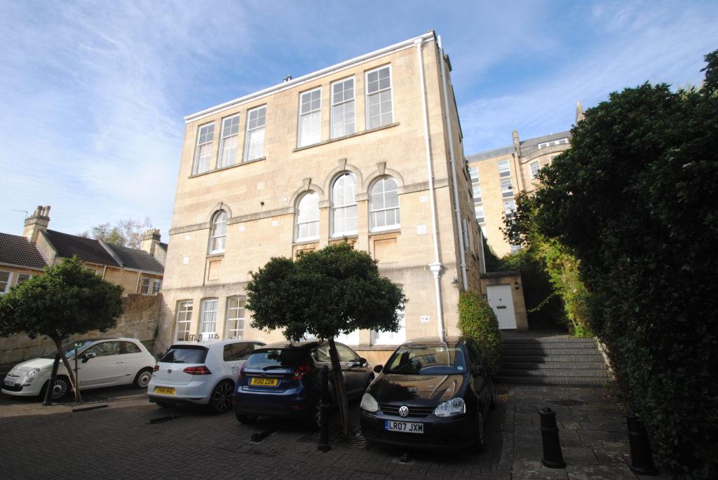 The Old School House, Harley Street, Bath. BA1 2SF