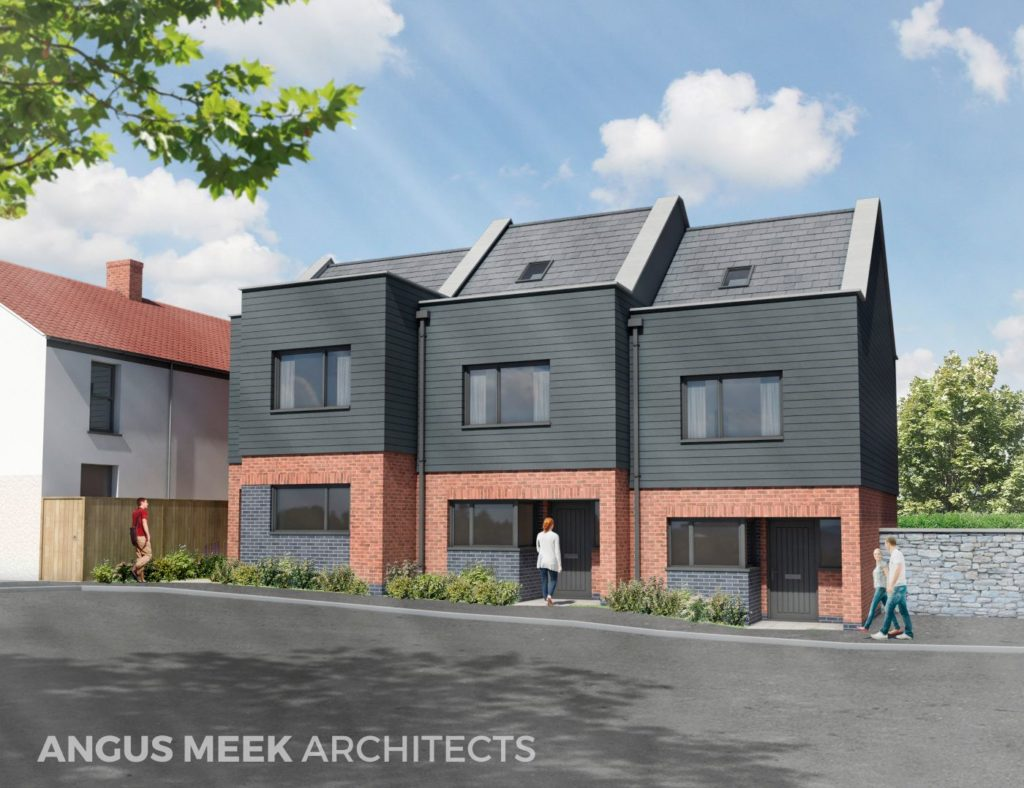 New Houses, Masters Church, Park Road, Kingswood. BRISTOL BS15 1QU