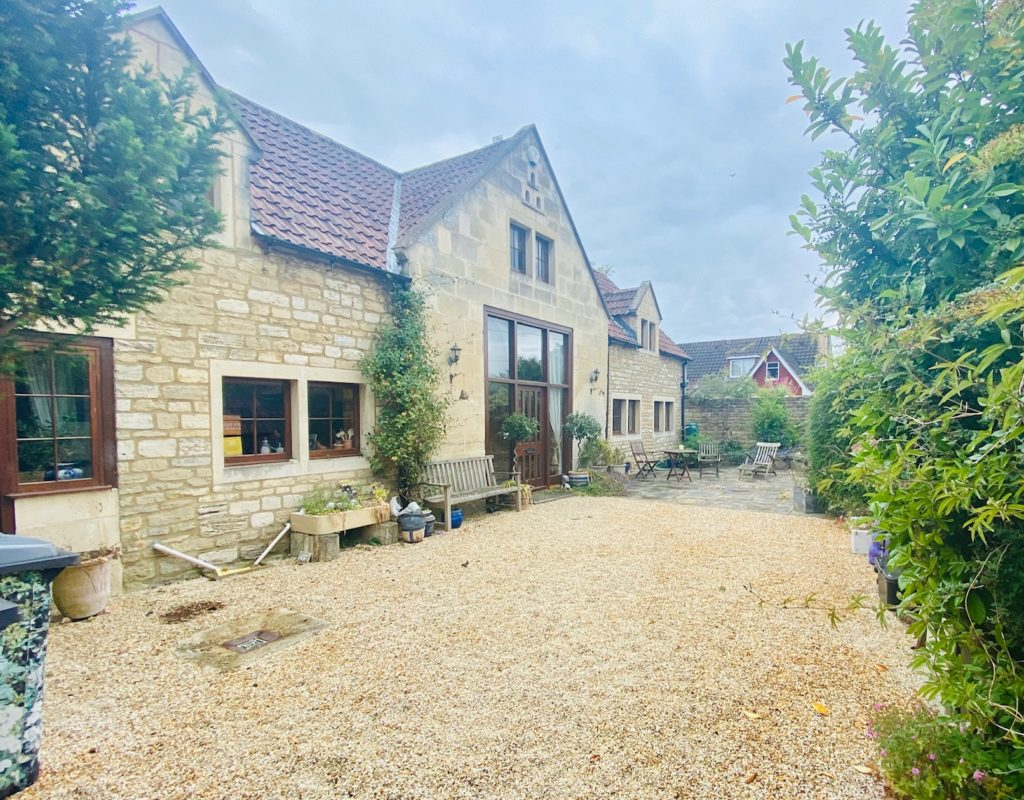 The Old Coach House, Leigh Road, Holt, Nr. Bradford on Avon Wilts. BA14 6PW